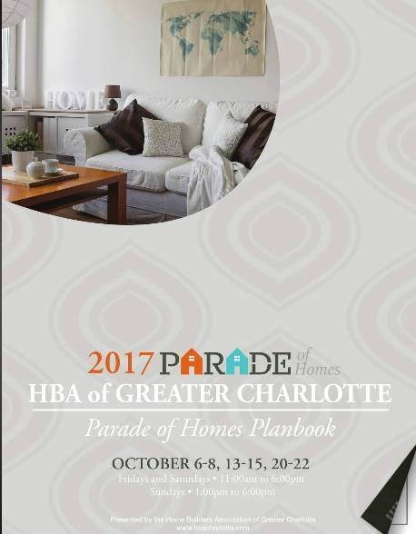 Charlotte Parade of Homes 2017