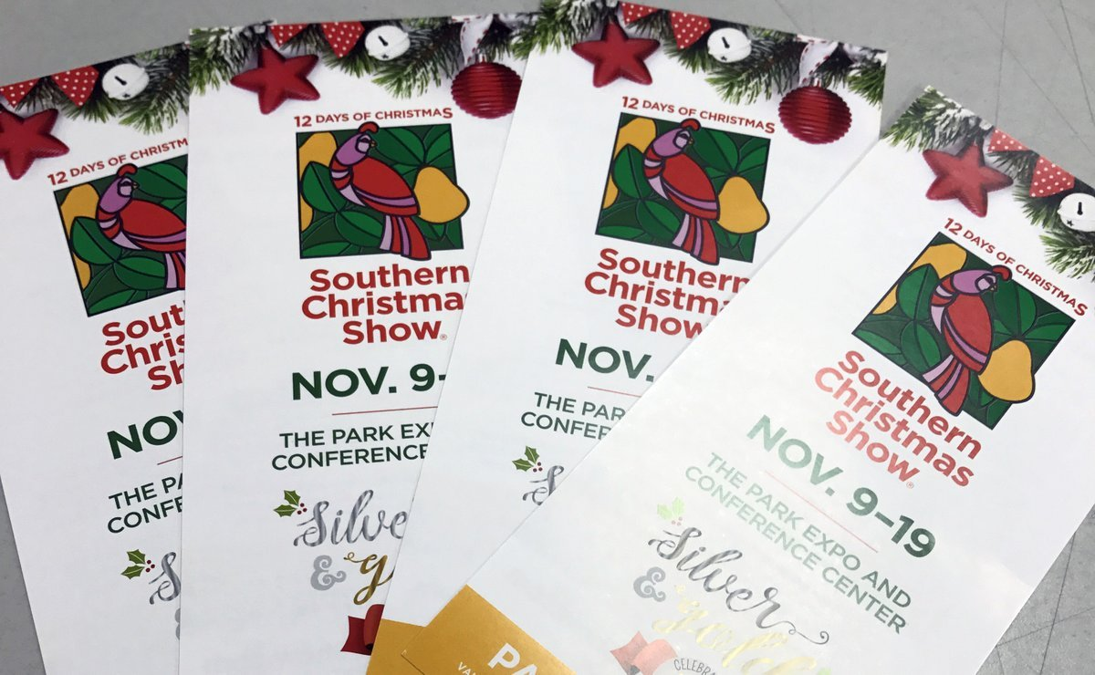 southern living craft show in charlotte nc