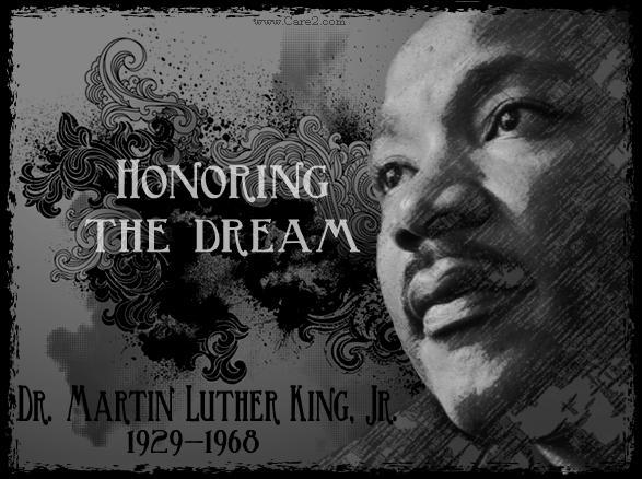 I have a dream by Martin Luther King, Jr