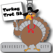 University City/Charlotte, NC Thanksgiving Day Turkey Trot
