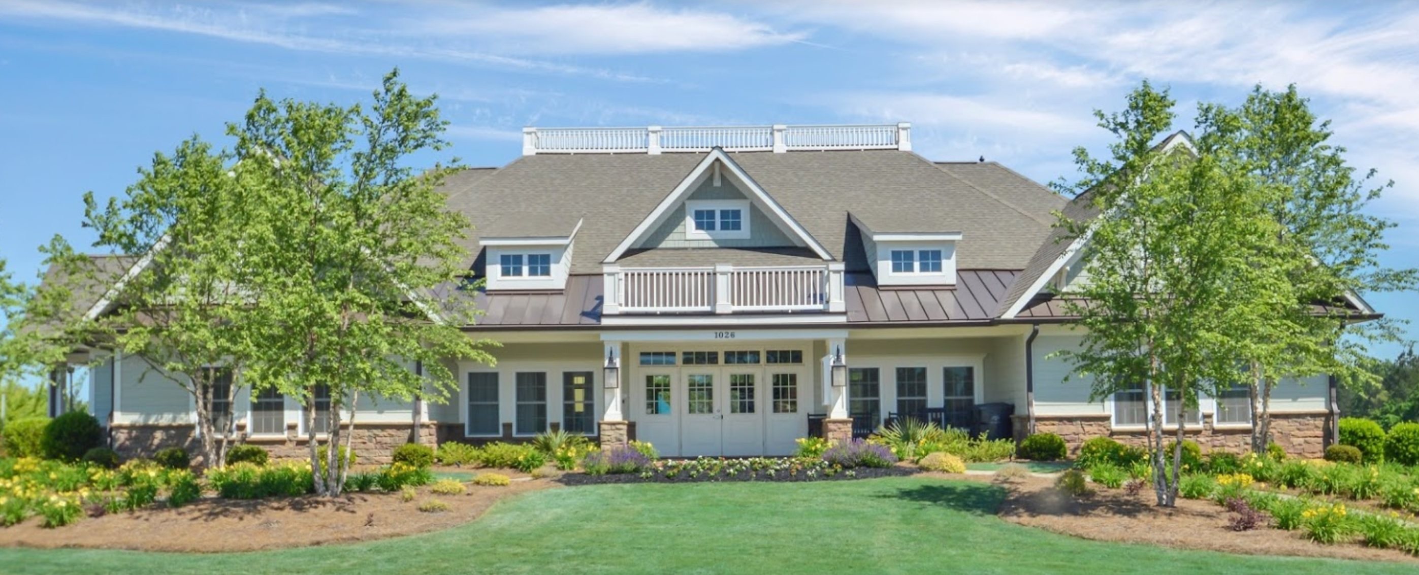 Walnut Creek Clubhouse In Indian Land SC