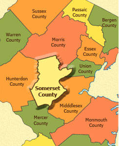 Somerset County NJ