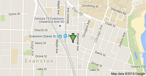 807 Davis Evanston, IL 60201