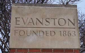 Evanston IL Founded 1863