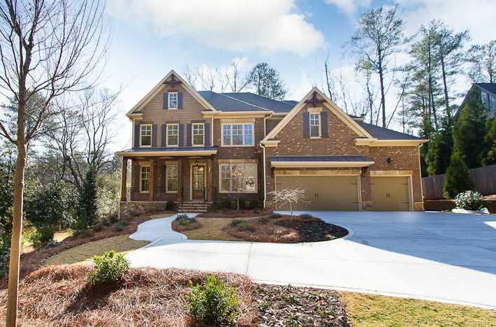 Mount Vernon Woods Established And Newer Homes Of Sandy Springs Ga