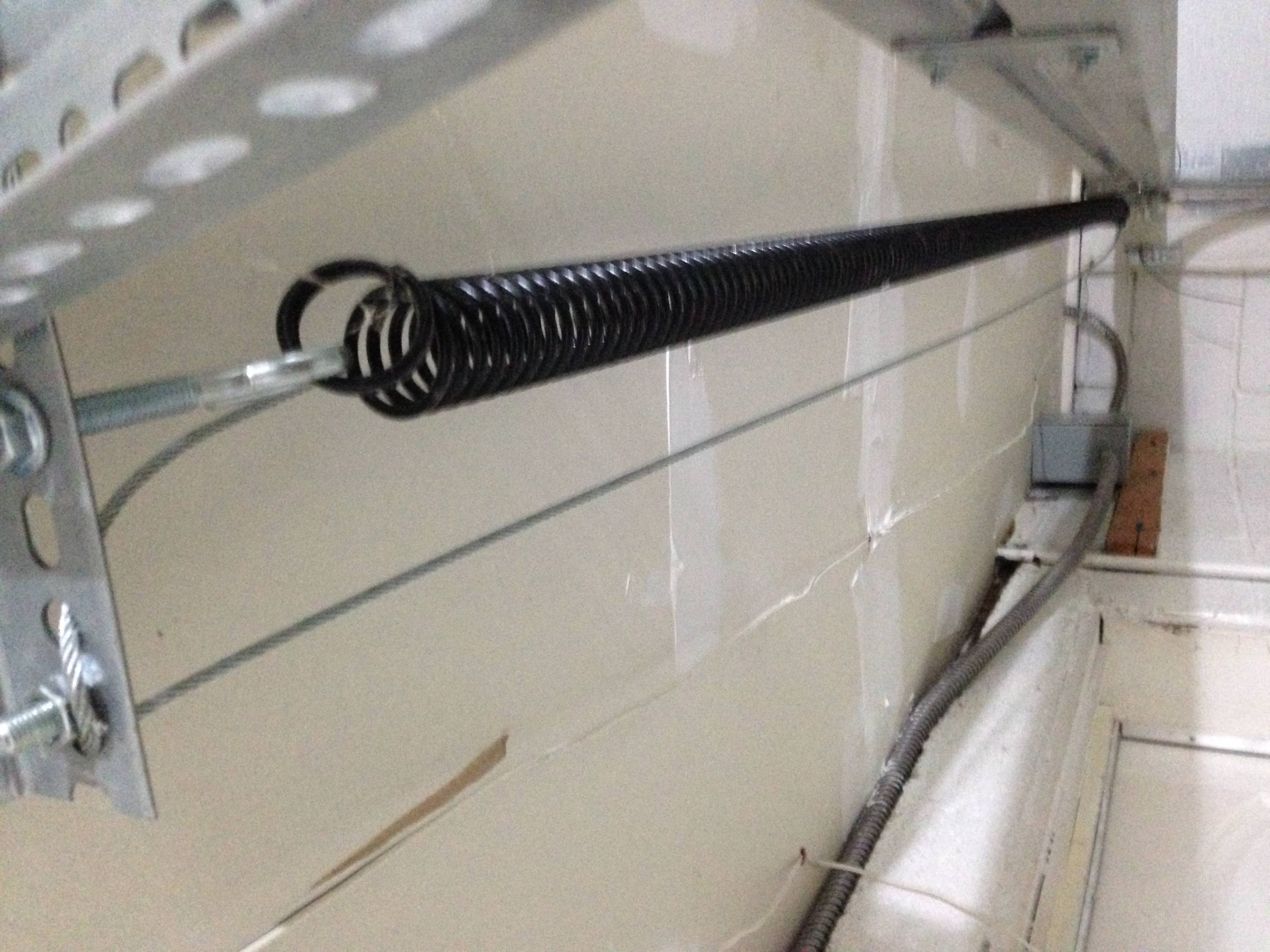 How To Put Cable Back On Garage Door Garage Door Ideas