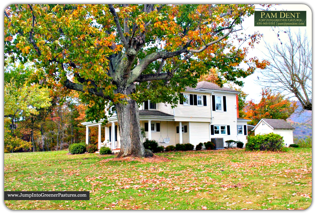 Beautiful Central Virginia Farm Home For Sale