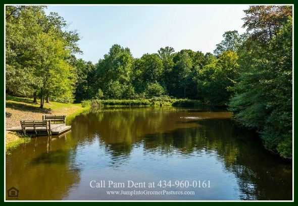 Scottsville VA  Luxury Country Homes - Beauty, elegance and peace are yours in the country property for sale in Central Virginia.