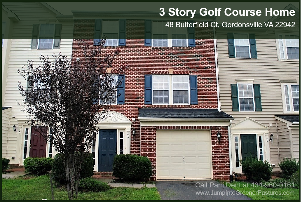 Cabinets Gordonsville  Golf Course Home for Sale in Gordonsville VA  48 Butterfield Ct