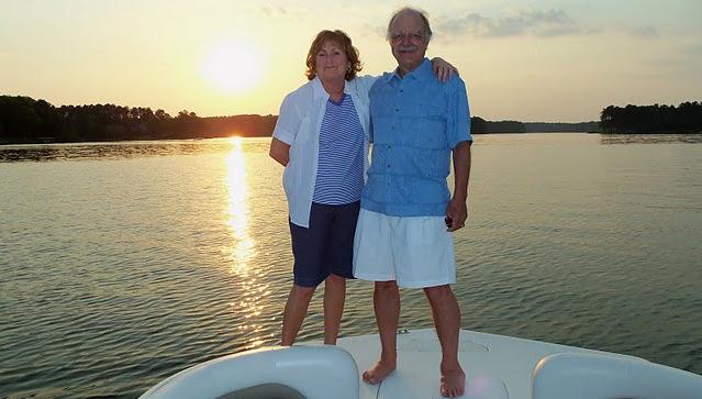Lake Oconee Sunsets
