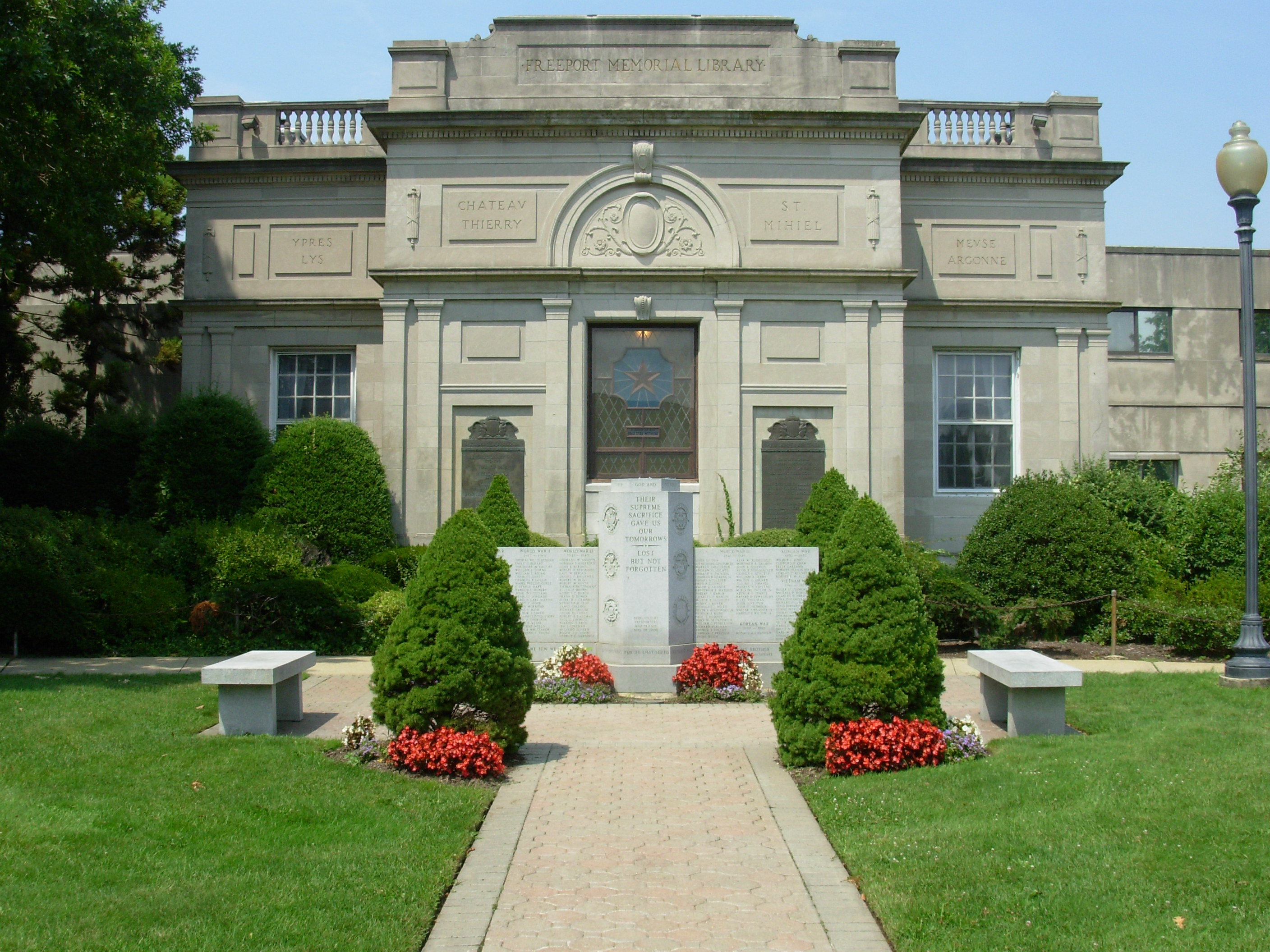 Freeport Memorial Library