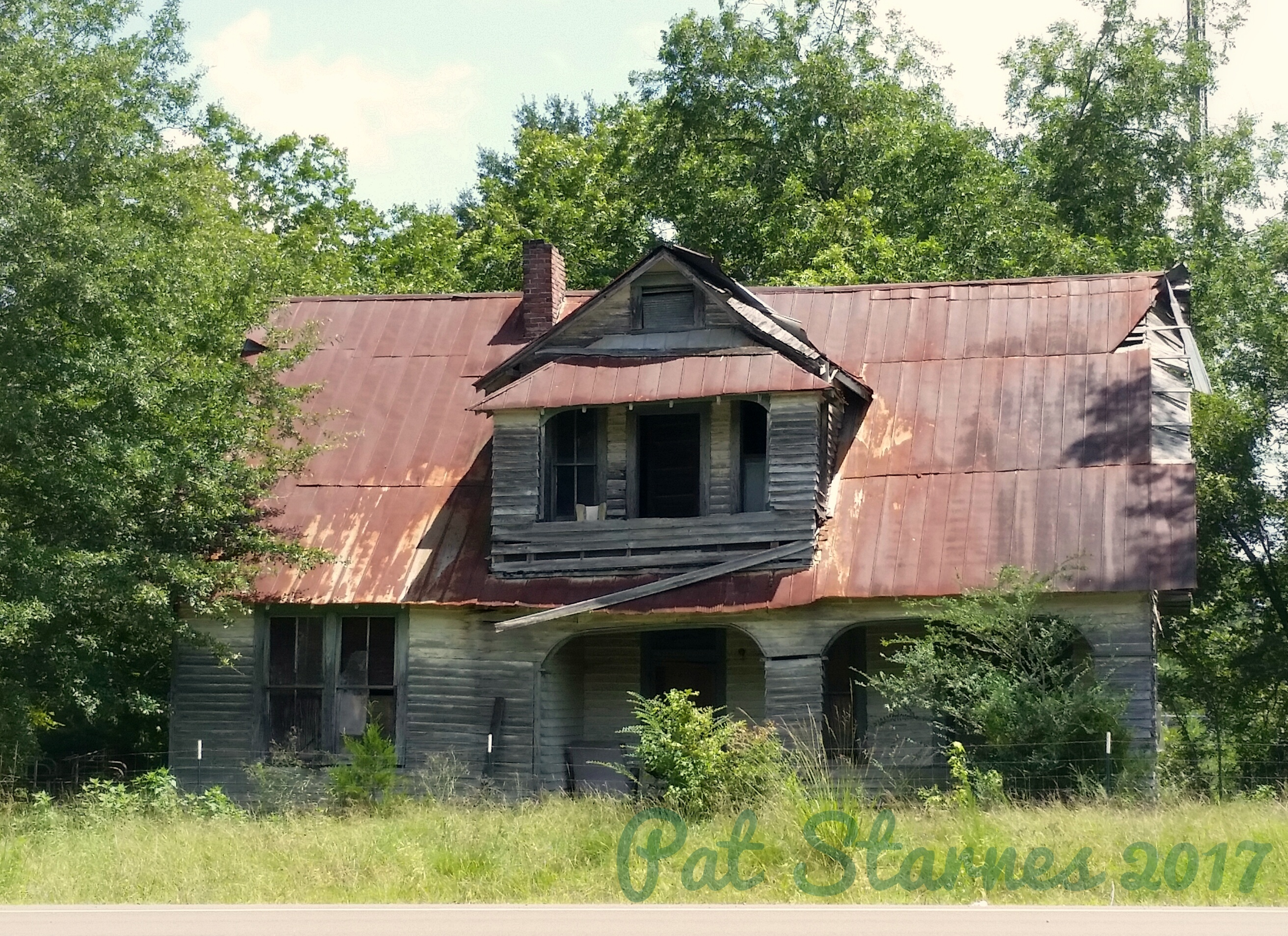 Friday Photos This Old House by Pat Starnes