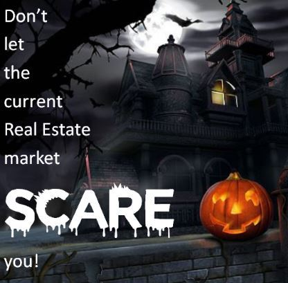 Don't Let the Real Estate Market Scare You