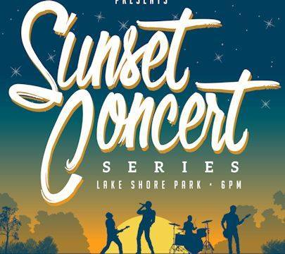 Sunset Concert at the Reservoir