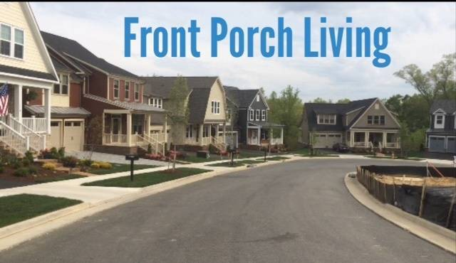 Front Porch Living at Potomac Shores