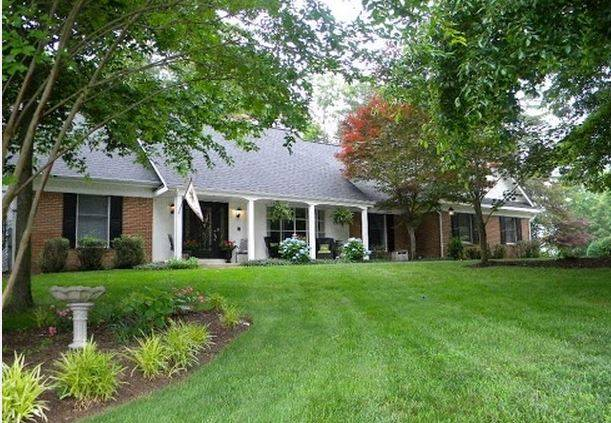 Custom southern living home for sale in woodbridge va for Southern living homes for sale