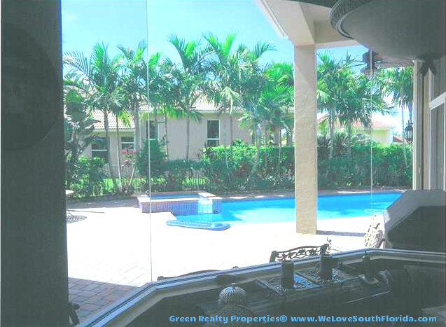 Davie florida home for sale with pool and theater room for Homes for sale with theater room