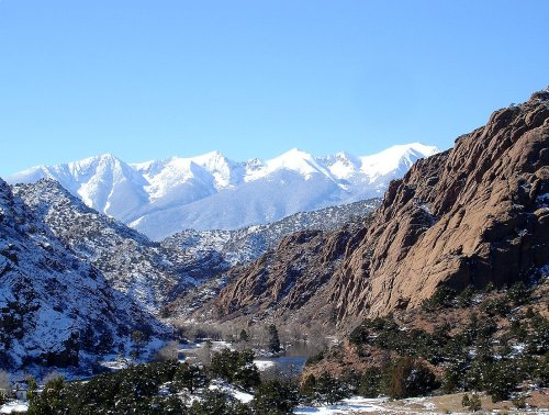 Cotopaxi Colorado Homes for Sale
