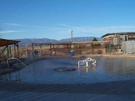 Southern Colorado Hot Springs