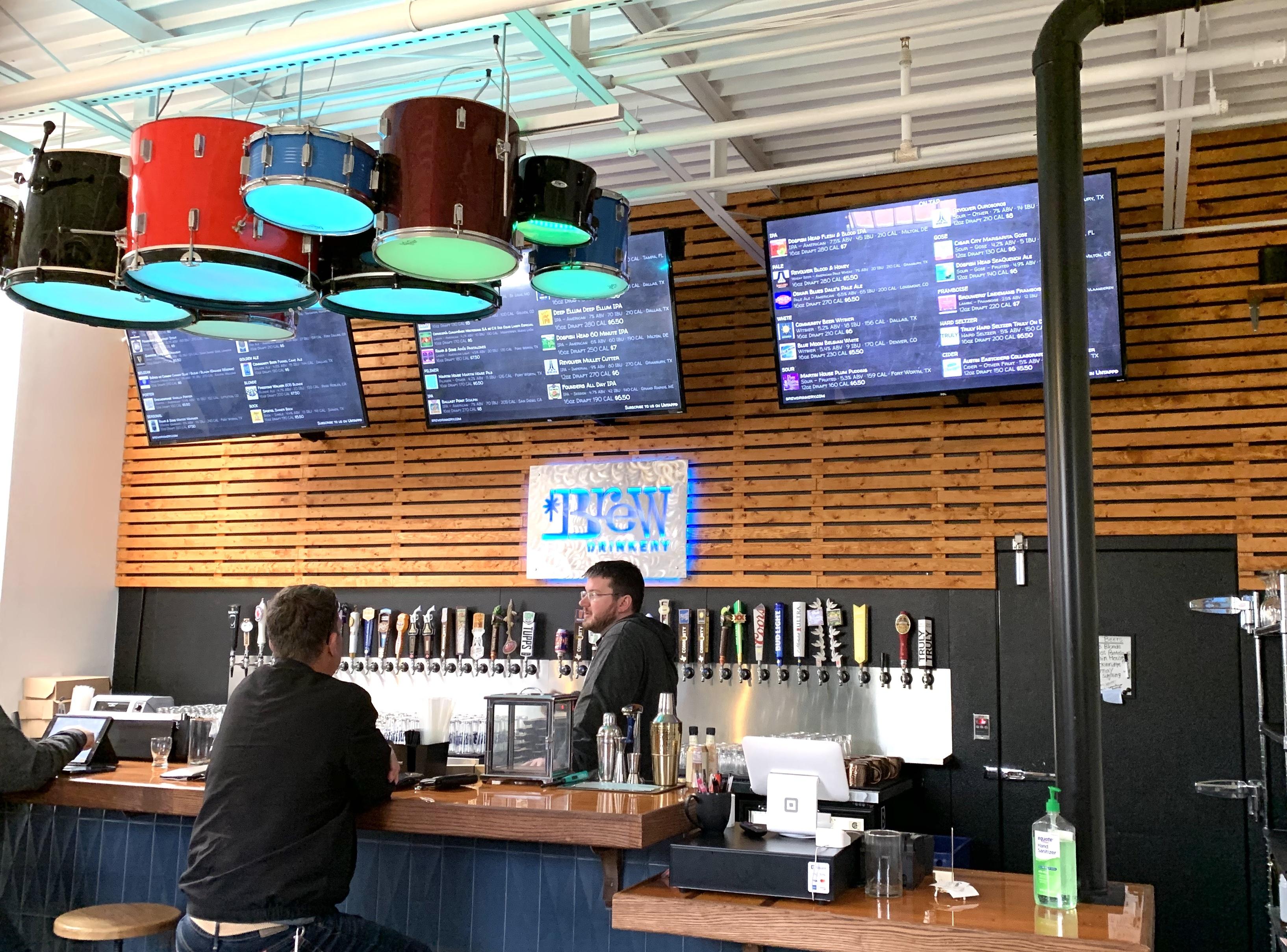 Brew Drinkery Granbury Texas