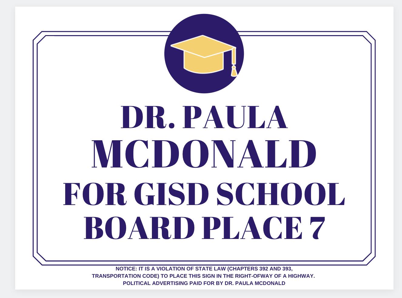 GISD School Board