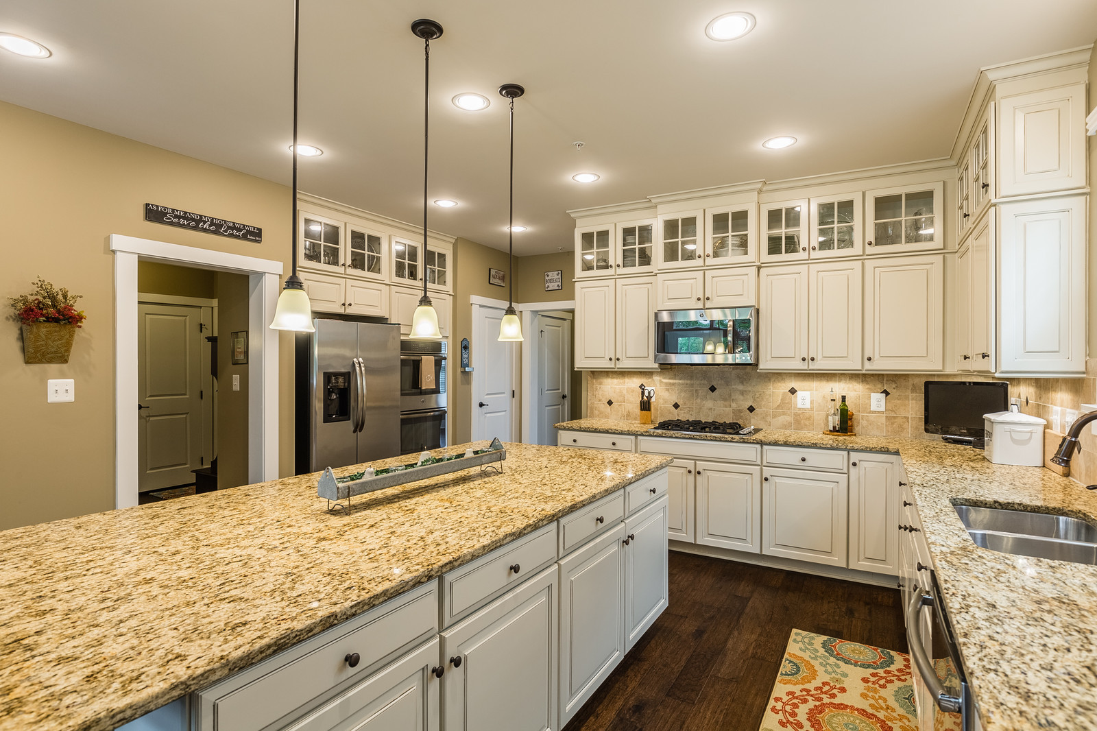 Potomac Shores Homes offer amazing kitchens