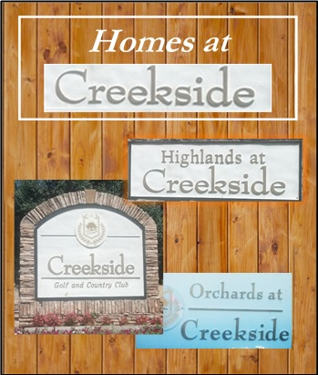 Homes at Creekside in Hiram, GA