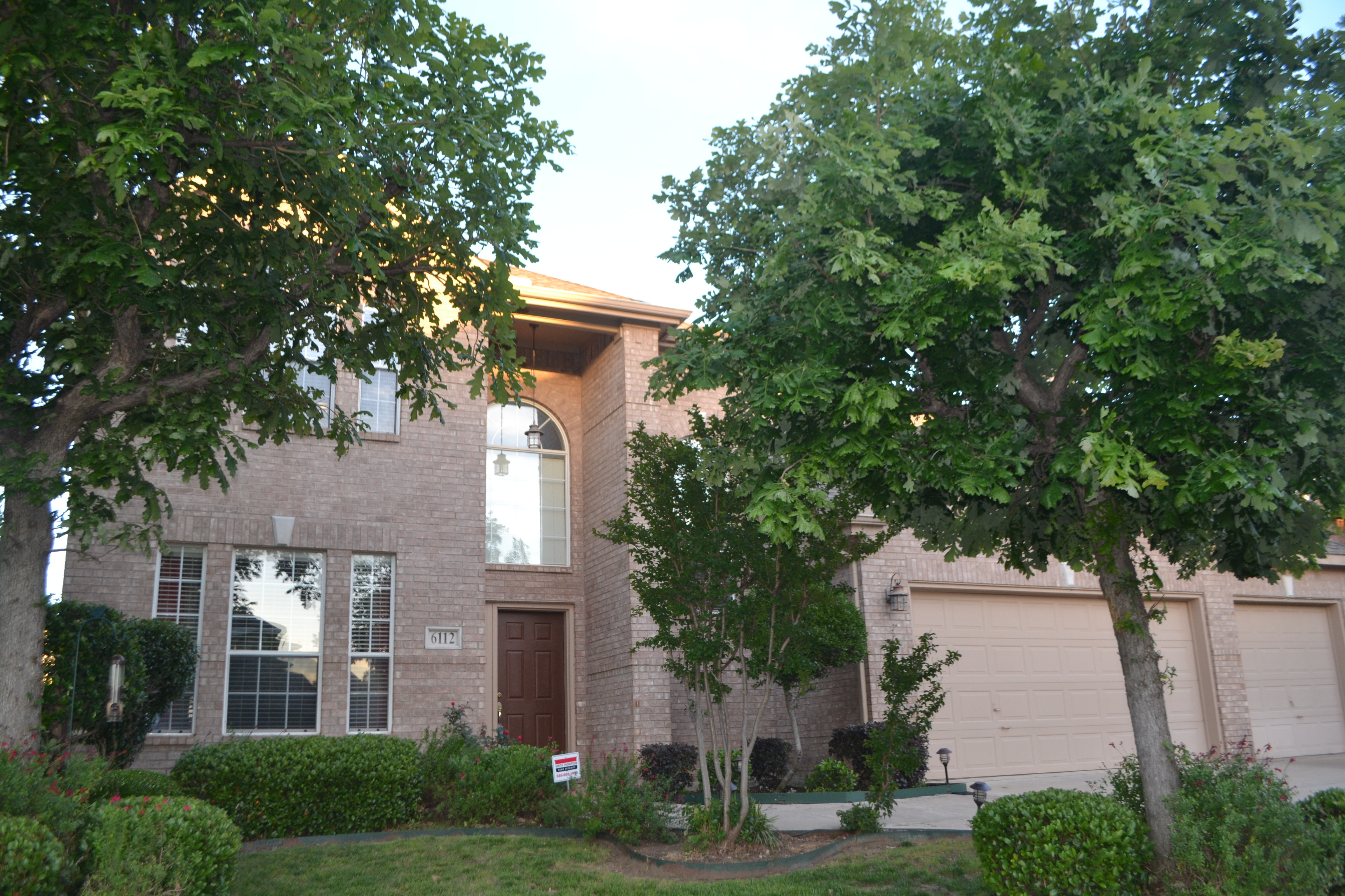 Sold 6112 Cobble Trail in Flower Mound