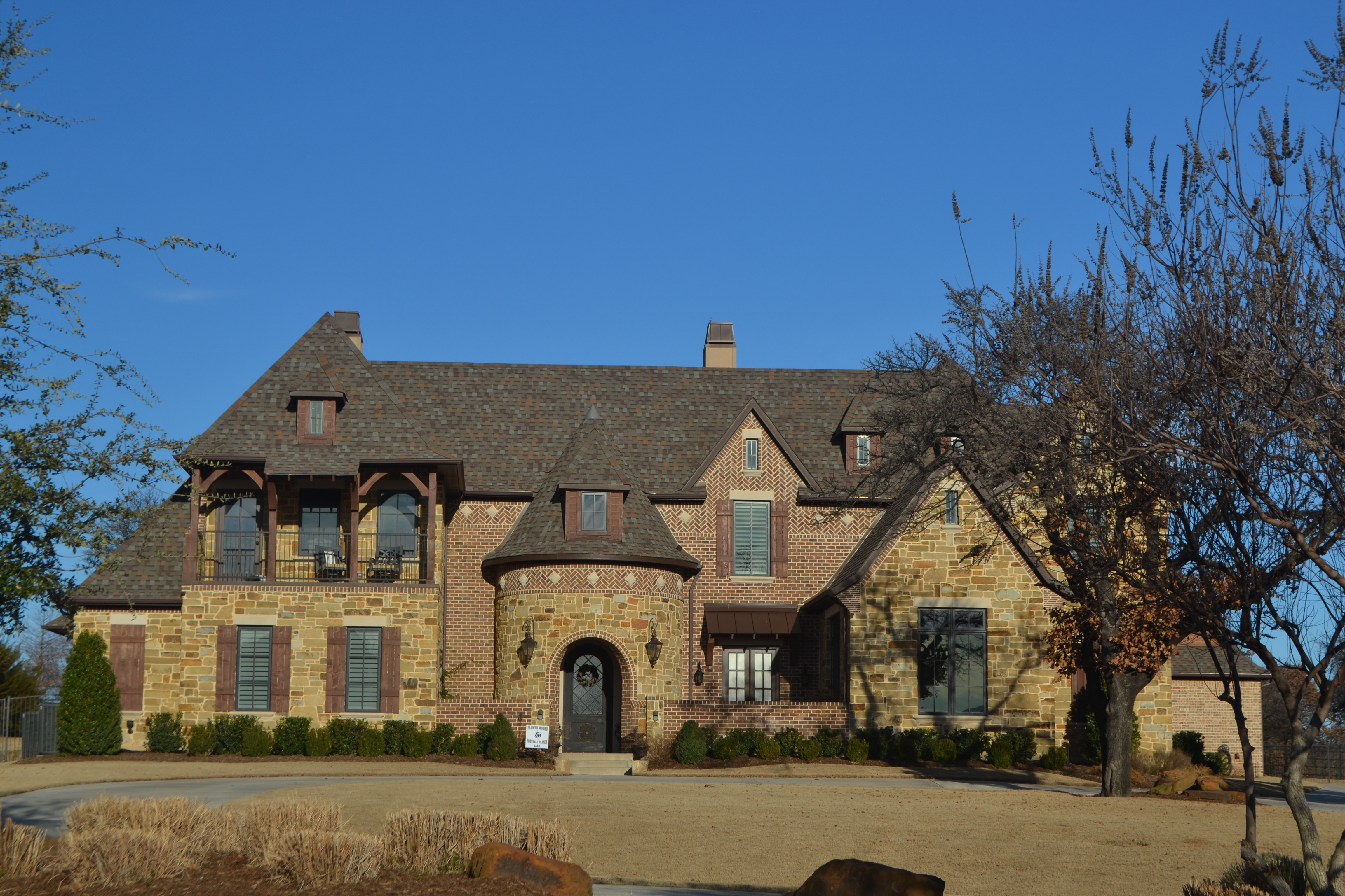 2017 Luxury Home Subdivisions in Flower Mound TX