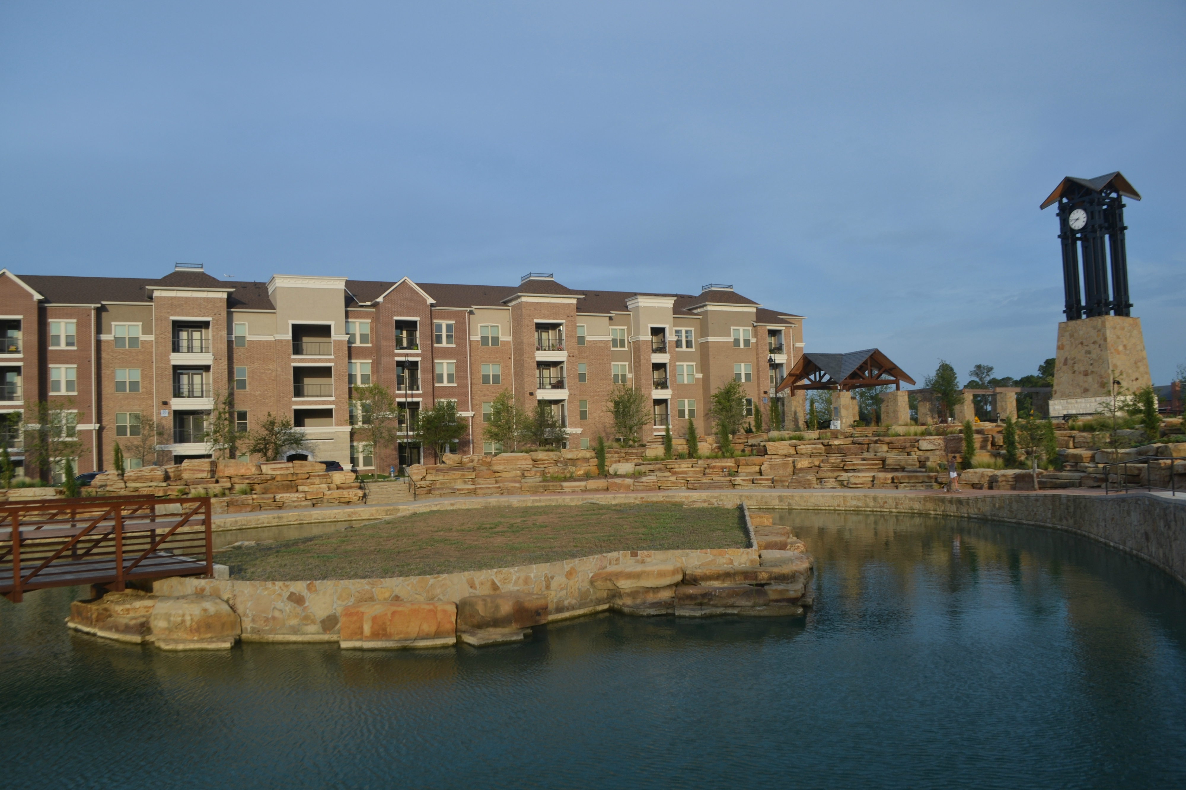 Flower Mound Townhouses At River Walk