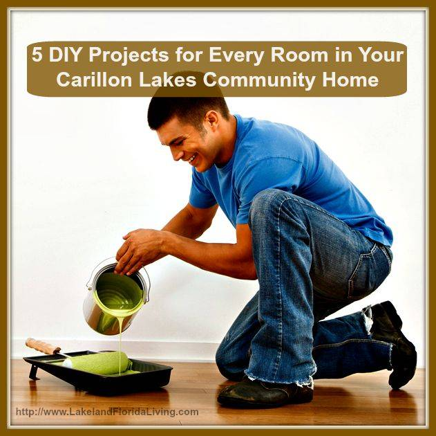 Follow these wonderful tips to brighten up the rooms of your homes in Carillon Lakes community.