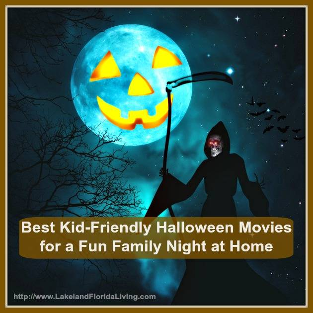 here are must watch movies for your children in your carillon lakes community homes this - Kid Friendly Halloween Movie