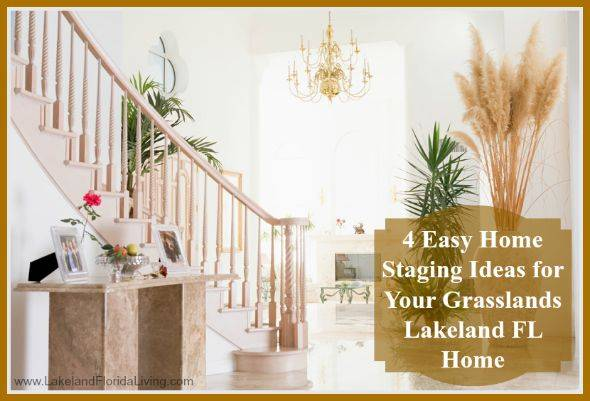 Give your Grasslands Lakeland FL home a vibrant look, here are great tips for you!