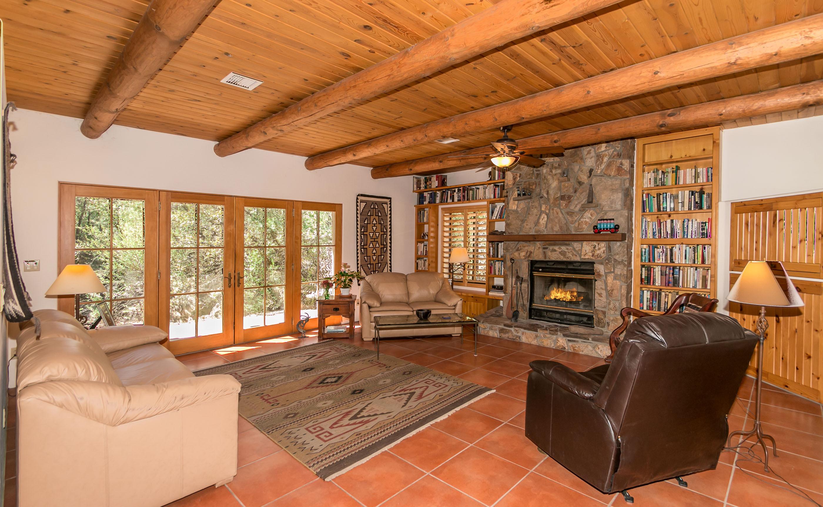 Custom Santa Fe style home Coming Soon in Prescott, AZ