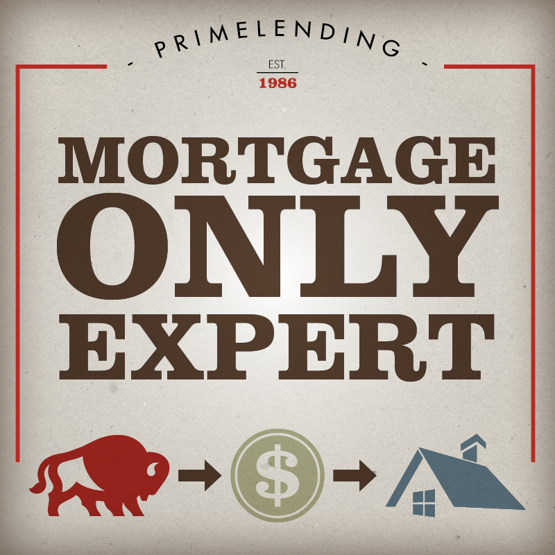 Mortgage only expert