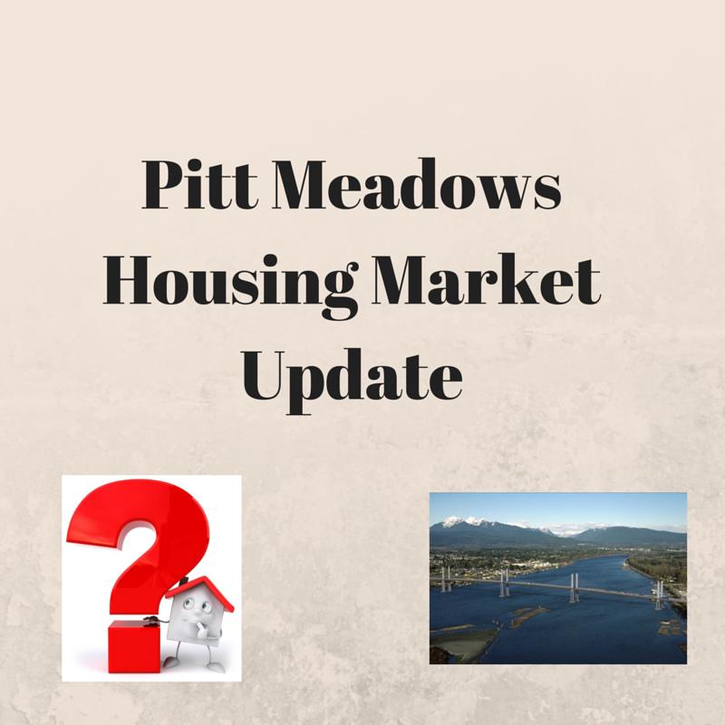 Pitt Meadows housing market update