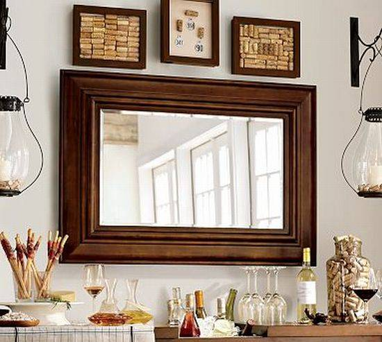 Feng shui tip use mirrors to help activate energy with - Mirror facing door feng shui ...