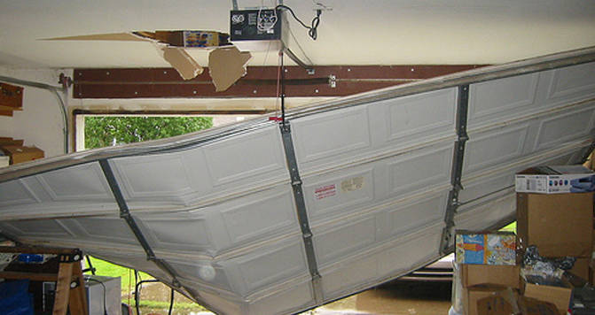 Garage Door Safety Is Nothing To Counter