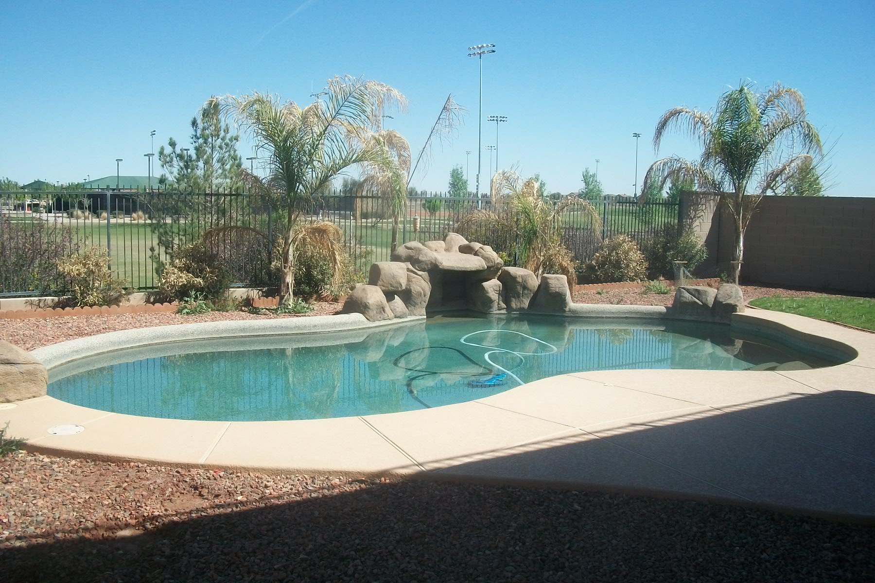 search homes for sale with a pool in rancho el dorado maricopa az