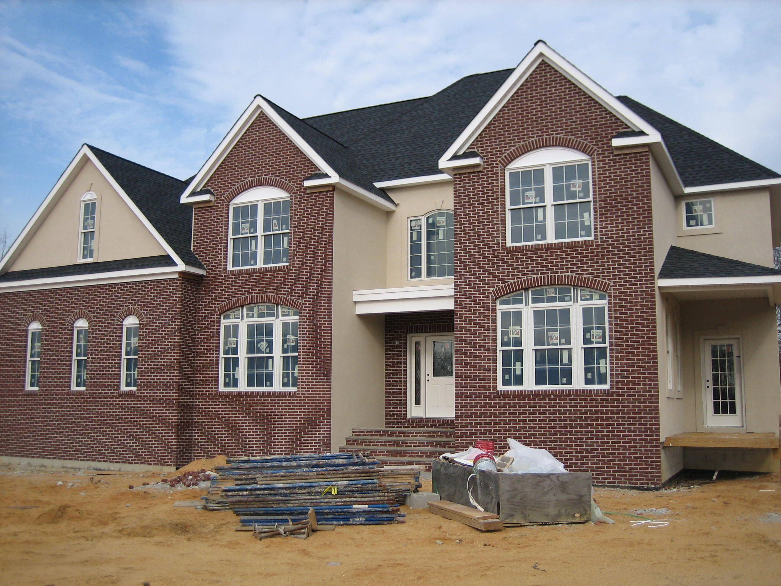 5 tips for buying new construction homes for Modern home construction techniques