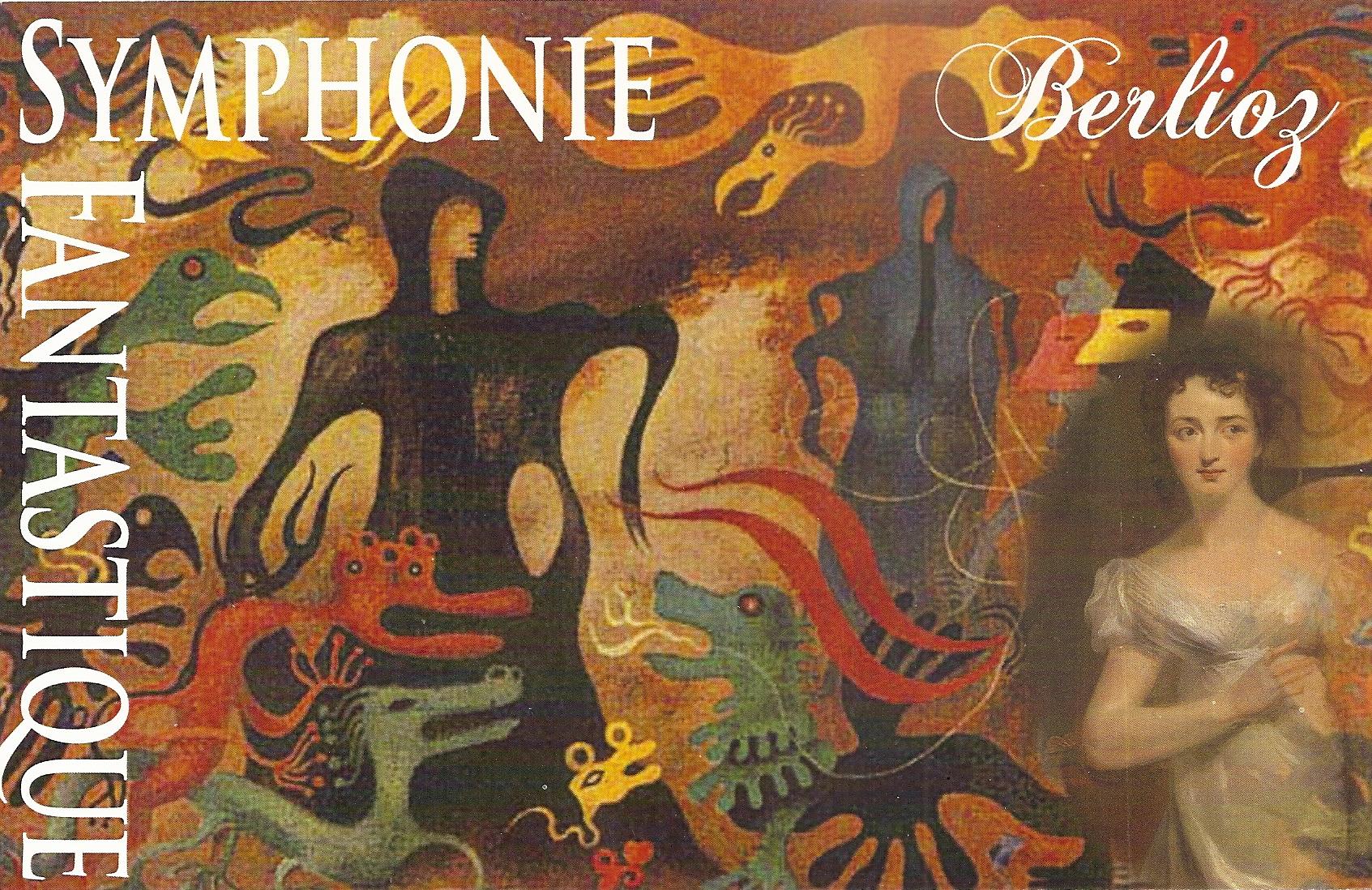 Hector Berlioz - Orchestre National De France* L'Orchestre National·/ André Vandernoot* Andre Vandernoot - Symphonie Fantastique · Op. 14