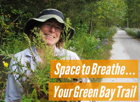 Betsy Leibson - Friends of the Green Bay Trail
