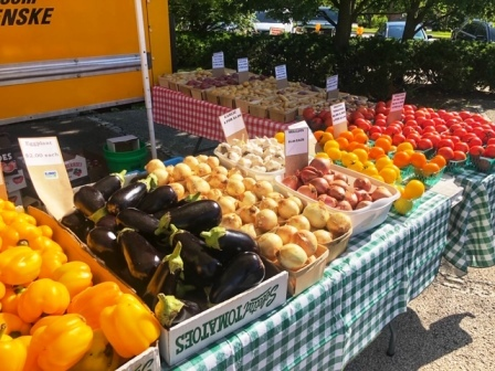 Winnetka IL Farmer's Market