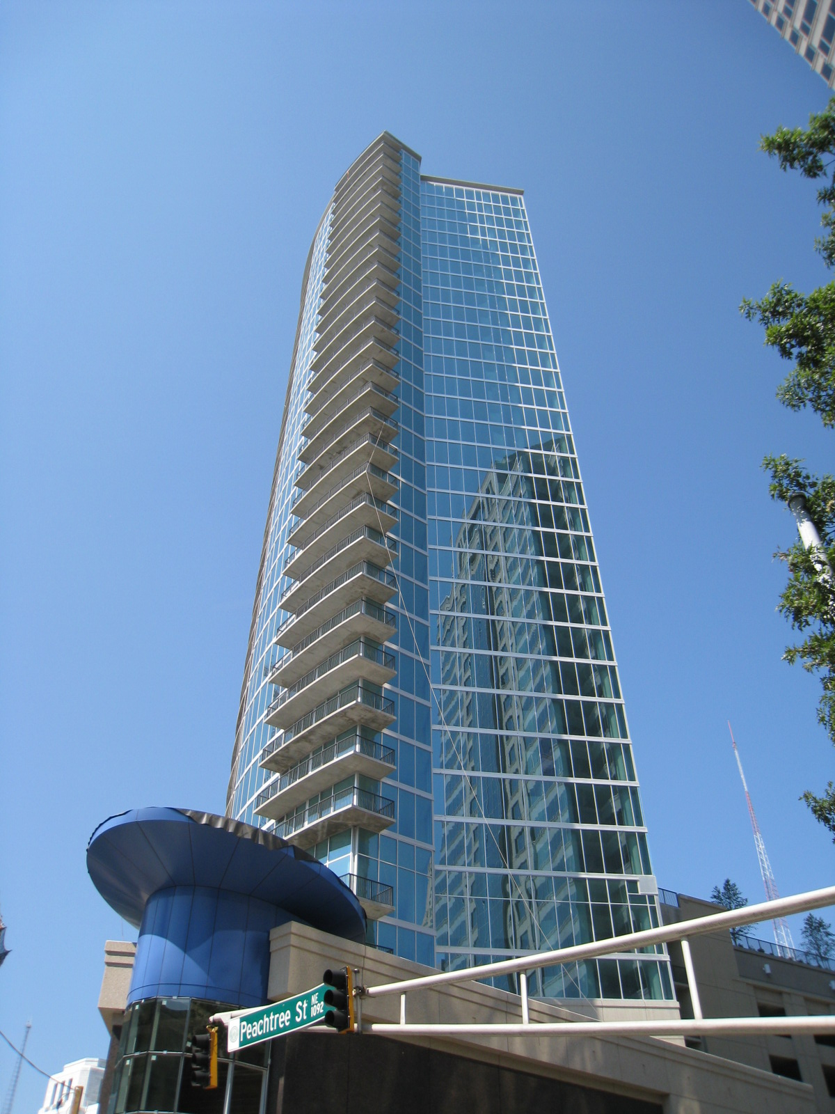Midtown Atlanta Condos For Sale High Rise Buildings