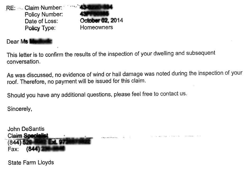 Gullible'S Travels: Declined Claims