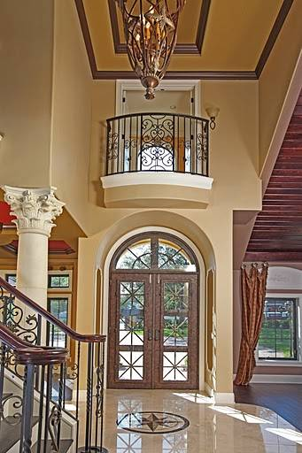 Custom Home Building Tips Stairway And Foyer Remodel Windermere Fl
