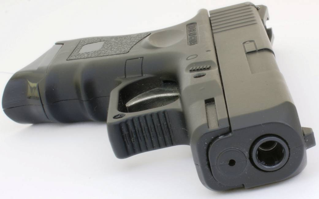 Glock for real estate agent protection?