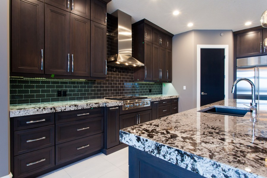 reviewing your kitchen countertop options