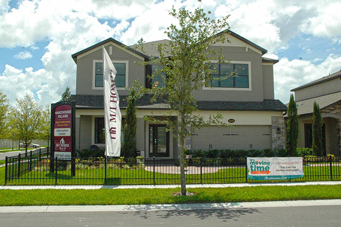 new construction homes for sale in narcoossee village