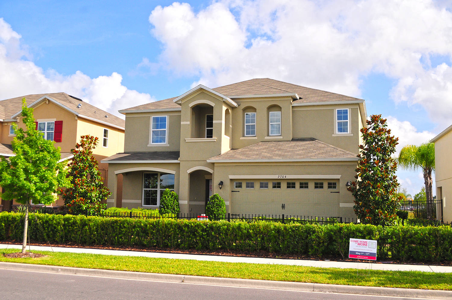 The preserve at tapestry new homes in kissimmee fl for Beautiful homes in florida